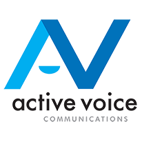 Active Voice Communications Retina Logo
