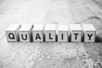 quality content over quantity