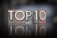 Top 10 writing posts