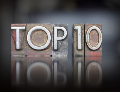 Our Top 10 Favorite Blog Posts